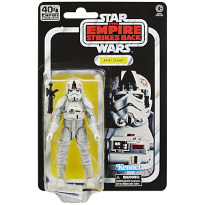 Figura de acción Conductor de AT-AT - Star Wars The Black Series