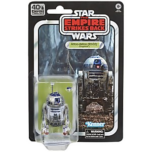 Star Wars The Black Series - Figurine articulée Artoo-detoo (R2-D2) (Dagobah)