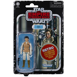 Figura de acción Princesa Leia Organa - Star Wars Retro Collection