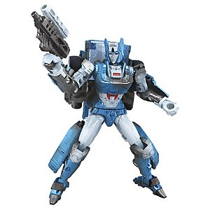 Transformers Generations War for Cybertron - Chromia inspirée de la série