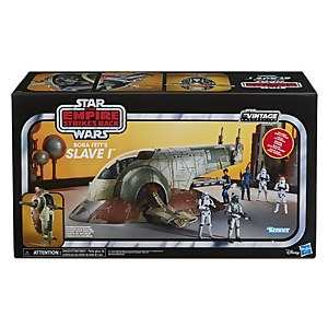 Slave I de Boba Fett - Star Wars The Vintage Collection