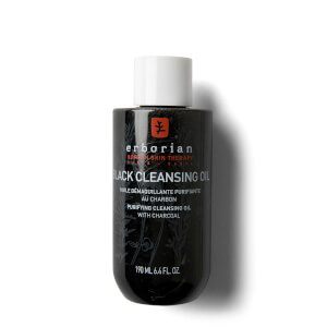 Erborian Black Cleansing Oil 190ml