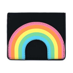 Loungefly Porte-cartes Arc-en-ciel Pride