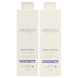 NAK Aromas Blonde Shampoo and Conditioner