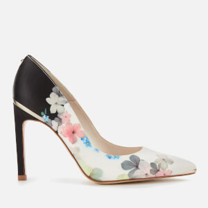 Ted Baker Women's Melnips Court Shoes - Ivory