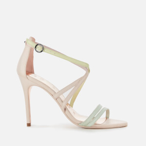 Ted Baker Women's Oralial Heeled Sandals - Baby Pink