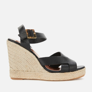 Ted Baker Women's Sellana Wedged Sandals - Black