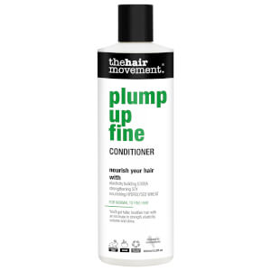 The Hair Movement Plump Up Fine Conditioner 400ml