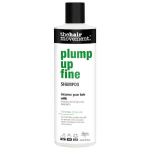 The Hair Movement Plump Up Fine Shampoo 400ml