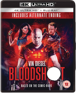 Bloodshot - 4K Ultra HD (Includes 2D Blu-ray)
