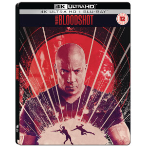 Exclusivité Zavvi : Steelbook Bloodshot - 4K Ultra HD (Blu-ray 2D Inclus)
