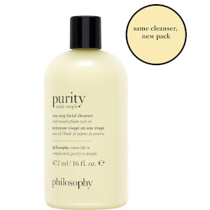 philosophy Purity Made Simple Cleanser 472ml