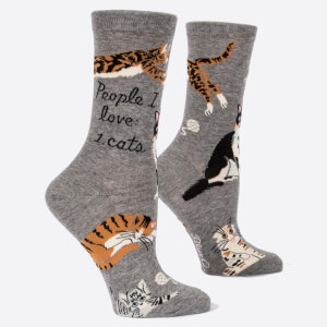 People I Love: Cats - Women's Socks