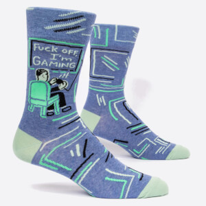 F*ck Off, I'm Gaming - Men's Socks