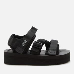 Suicoke Women's Kisee-Vpo Flatform Sandals - Black