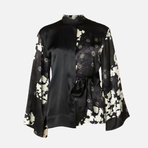 McQ Alexander McQueen Women's Iki Shirt - Black/White