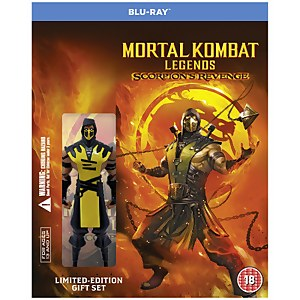 Mortal Kombat Legends: Scorpion's Revenge with Mini Figure