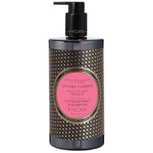 MOR Hand & Body Wash Lychee Flower 500ml