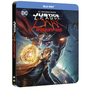 Justice League: Apokolips War - Blu-ray Steelbook