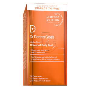 Dr Dennis Gross Skincare 20th Anniversay Alpha Beta Universal Daily Peel (Pack of 30)