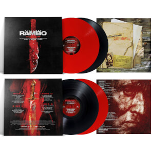 Rambo: Last Blood 2x Colour LP