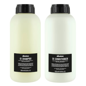 Davines Oi Absolute Beautifying Shampoo and Conditoner