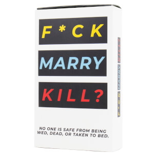 F*ck Marry, Kill? Card Game
