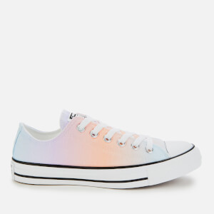 Converse Women's Chuck Taylor All Star Ox Trainers - White/Multi/Black