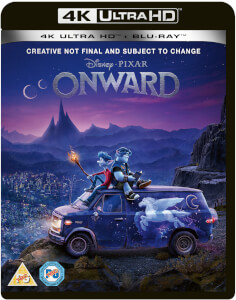 Onward 4K + Blu-ray 2D