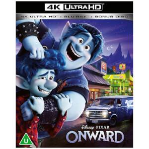 Onward 4K + Blu-ray 2D