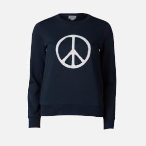A.P.C. Women's Peace Sweatshirt - Dark Navy