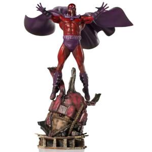 Iron Studios Marvel Comics BDS Art Scale Statue 1/10 Magneto 31 cm