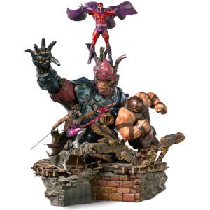 Iron Studios Marvel Comics BDS Art Scale Statue 1/10 Sentinel No.2 Deluxe 66 cm