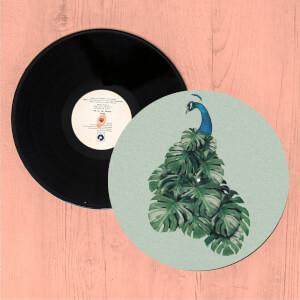 Monstera Bird Slip Mat