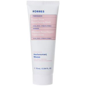 KORRES Pomegranate Triple-Dose Resurfacing Mask 75ml