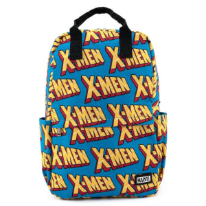 Loungefly Marvel X-Men Logo Aop Nylon Backpack