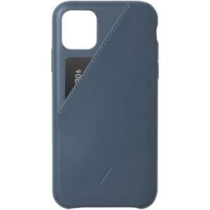 Native Union Clic Card iPhone 11 Pro Max Case - Navy