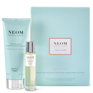 NEOM Organics London Time To Sleep Kit (Worth £56.00)