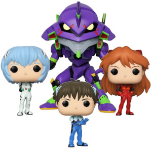 Neon Genesis Evangelion Pop! Vinyl - Pop! Collection