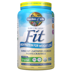 Raw Organic Fit - Original - 890g