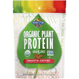 Organic Plant Protein 有機植物蛋白 - 咖啡 - 244 公克