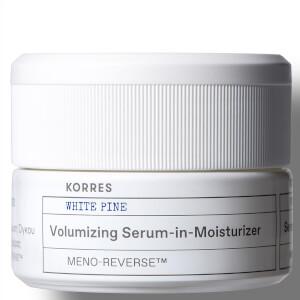 Korres White Pine Meno Reverse Volumizing Serum In Moisturizer 40ml Skinstore