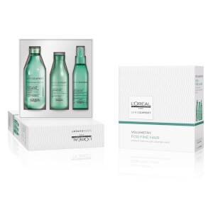 L'Oréal Professionnel Serie Expert Volumetry Trio Pack (Worth $89)