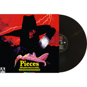 Pieces (Standard Black Vinyl)