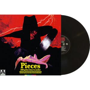 Pieces (Standard Black Vinyl)