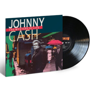 Johnny Cash - The Mystery Of Life LP