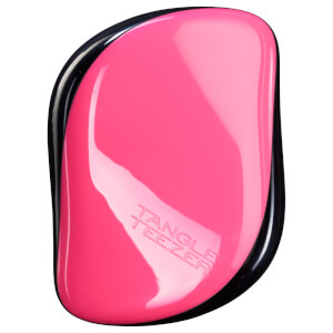 Tangle Teezer Compact Styler Detangling Hairbrush - Pink Sizzle