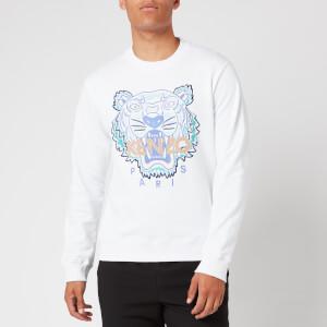 KENZO Men's Actua Tiger Sweatshirt - White
