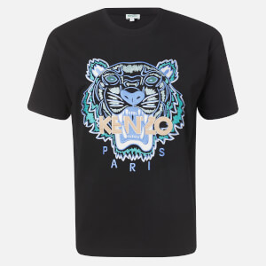 KENZO Men's Actua Tiger T-Shirt - Black