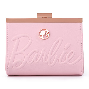 Loungefly Barbie Kisslock Wallet